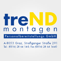 More about trend-montagen